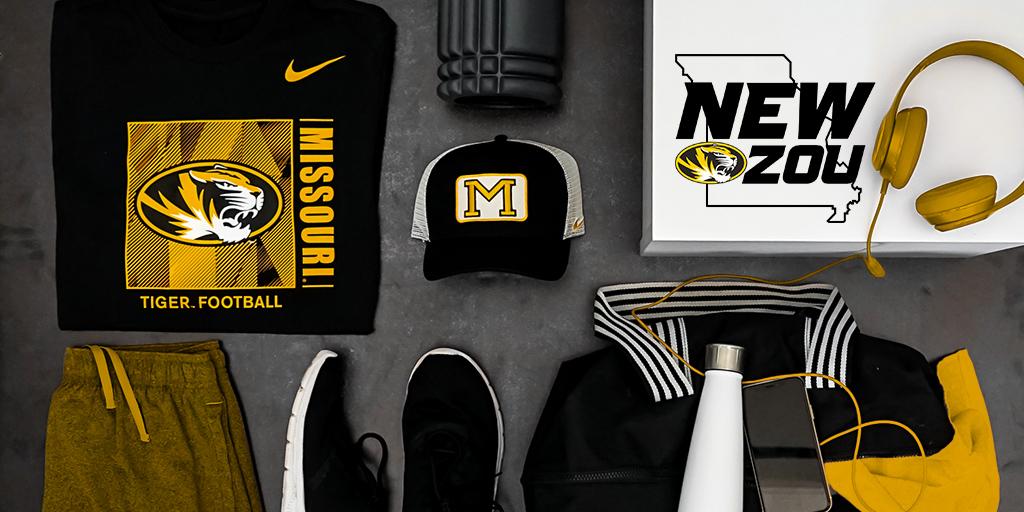 Nike hat, shirt and shorts